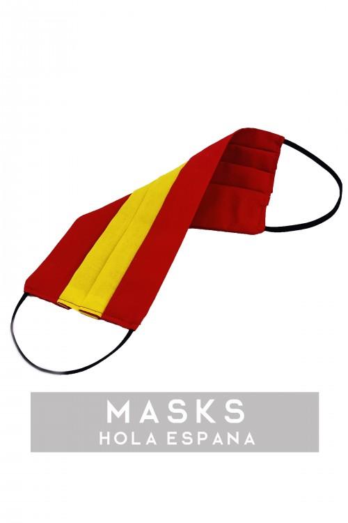 Maskers Hola Espana