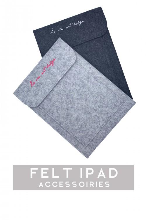 Felt iPad