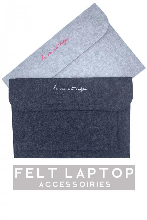 Felt Laptop