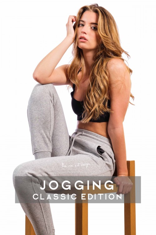 Classic jogger pants...