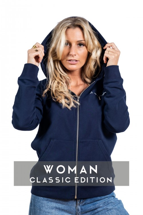 Zip-up Sweatshirts Women