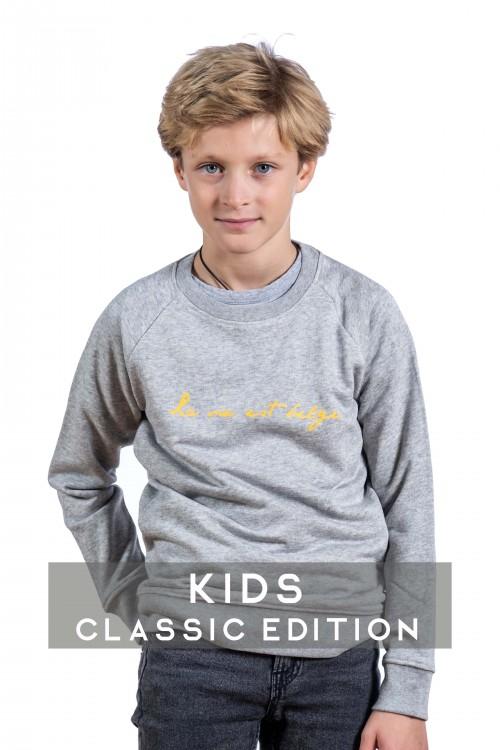 Classic sweatshirt grey K