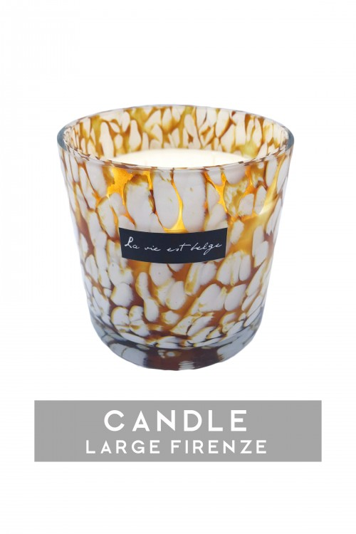 Large Firzenze Candle 1,4 Kg