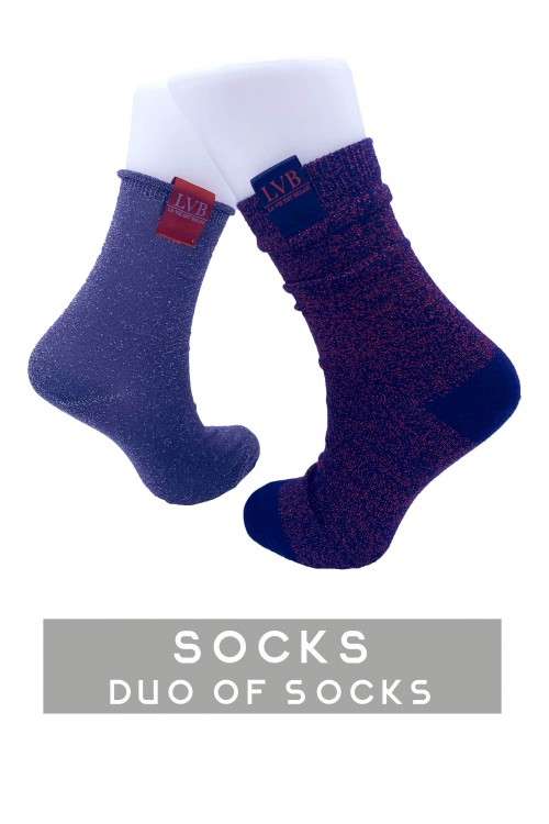 Sock duo