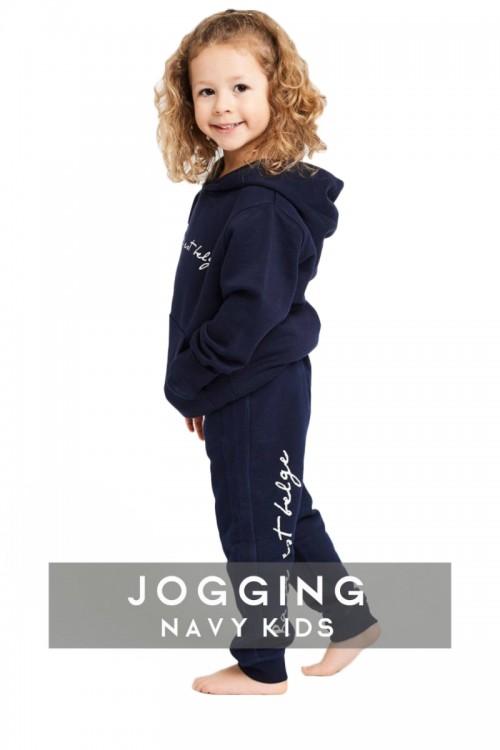 Classic jogger pants navy K