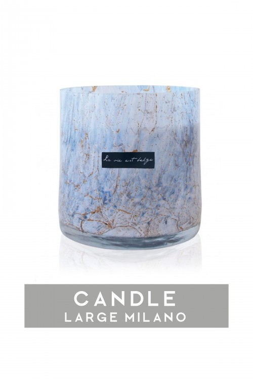 Extra large milano candle...