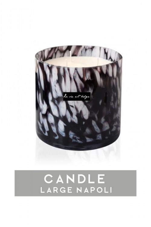 Large Napoli candle 1,4kg