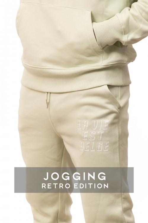 Retro Jogging Pants stem green